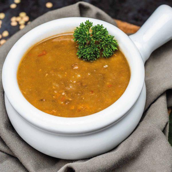 Sopa de la Casa Santa Costilla